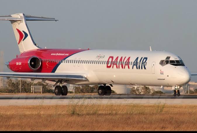 Dana Airlines suspends flights operations