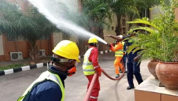 Lagos intensifies disinfection of parks, bridges