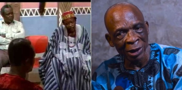 Veteran actor, Asuquo who starred as 'Boniface' in 'Village Headmaster' is dead
