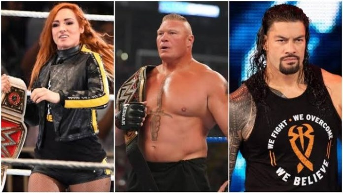 Forbes List: WWE's Highest-paid Wrestlers Of 2020 Revealed
