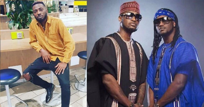 While with PSquare, I didn't have a bank account – May D