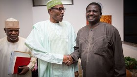 Nigerians are lucky to have Buhari as President - Adeshina