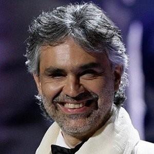Italian tenor, Andrea Bocelli says he was infected with coronavirus