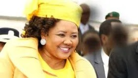 Lesotho ex-first lady accused of murder leaves country, bail revoked