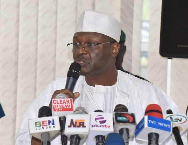Masks, sanitisers, thermometers coming to polling stations - INEC says