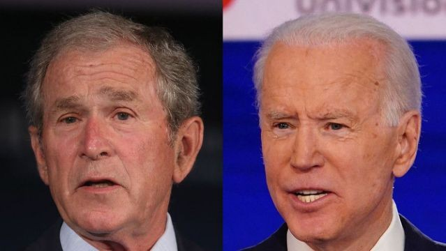 A George W. Bush endorsement of Joe Biden could 'change some votes' - Fox News analyst