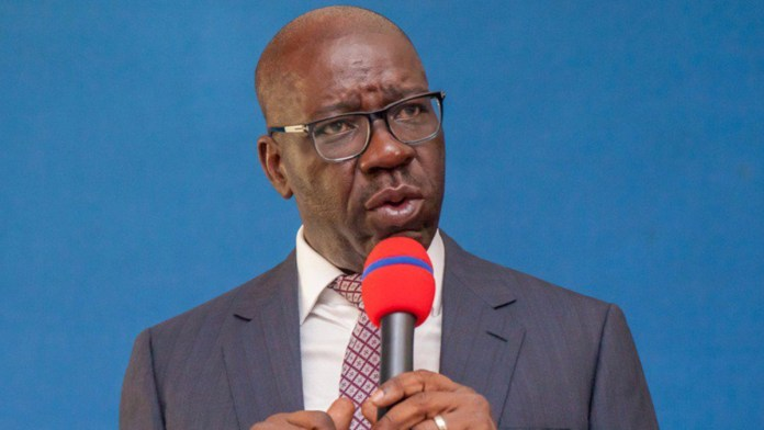 'You can't extend your political empire to Edo' — Obaseki hits Tinubu