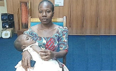 I gave birth in prison, lost my mum, business - Woman jailed 25 months after husband jumped bail