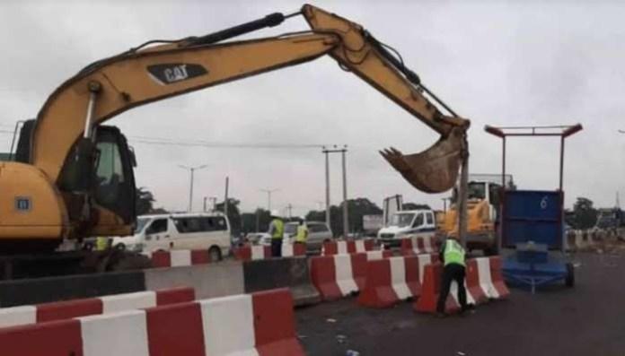 Nigerian government certifies Kara bridge safe, tasks motorists on good driving