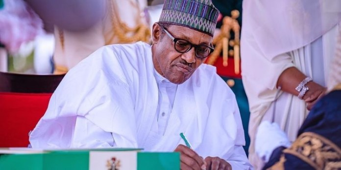 BREAKING: Buhari names Adesina, Seriki, Awoniyi 39 others as ambassadors nominees