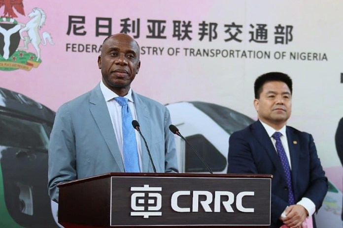 China loan: I didn't know about the sovereignty clause, but nothing is wrong with it – Amaechi