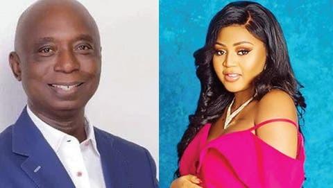 My husband looked like a farmer when we met –Regina Daniels-Nwoko