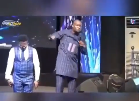 If you want to be famous in Nigeria, your feet must touch Lagos or Abeokuta - Pastor (Video)