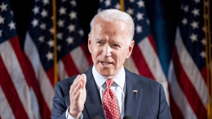 #EndSARS: Joe Biden asks President Buhari to stop 'violent crackdown' on protesters