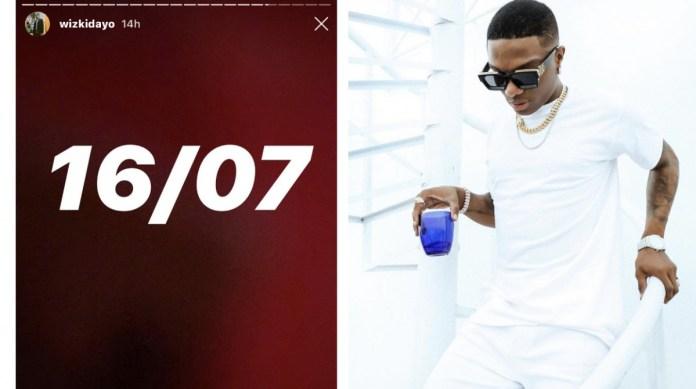 """Wizkid announces date for """"Made In Lagos"""" album"""