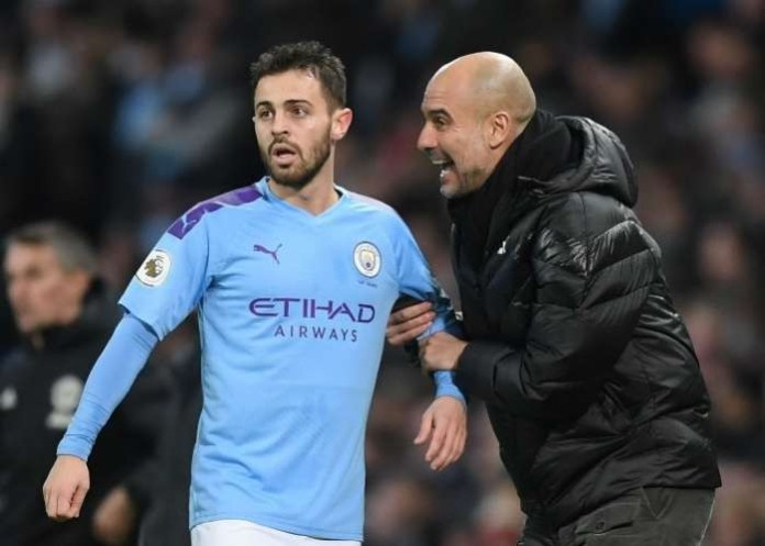 Bernardo Silva's bad form may be my fault - Pep Guardiola