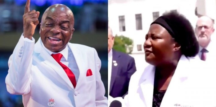 Oyedepo backs Immanuel on COVID-19, says the world has been deceived