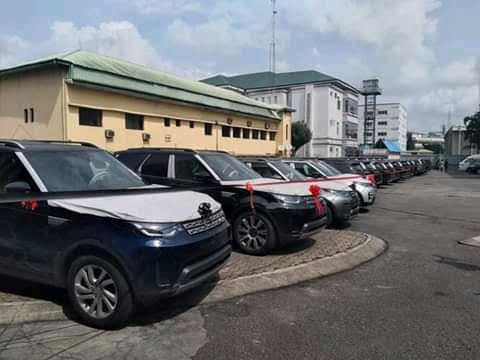Wike gives 41 Range Rover SUV to judges in Rivers