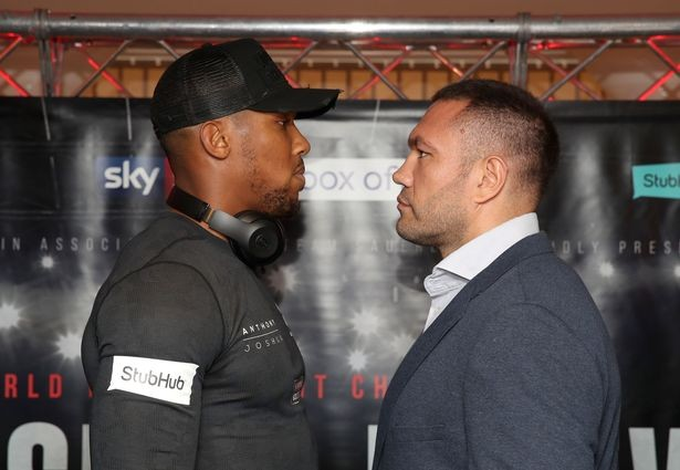 Joshua fights Pulev in December, Fury to wait