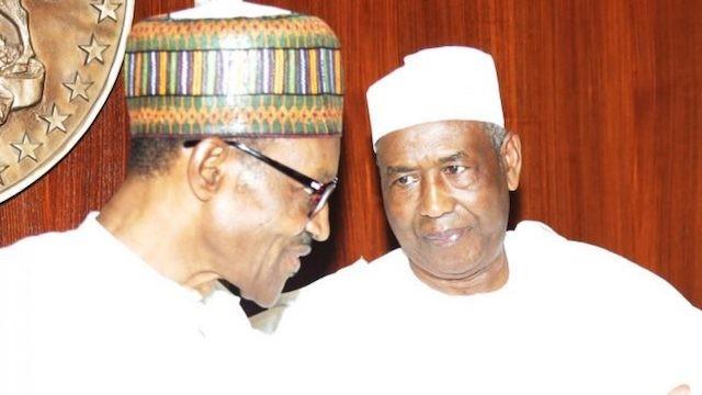 Buhari writes wife, children of Isa Funtua