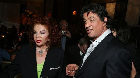 Sylvester Stallone's mother dies at 98