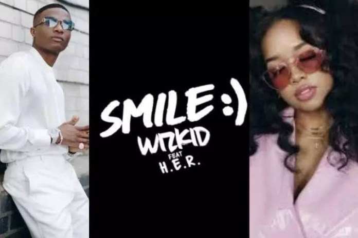 Watch Wizkid and his sons play in 'Smile' video