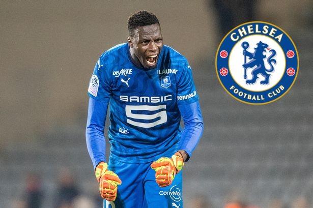 Chelsea sign new goalkeeper Edouard Mendy