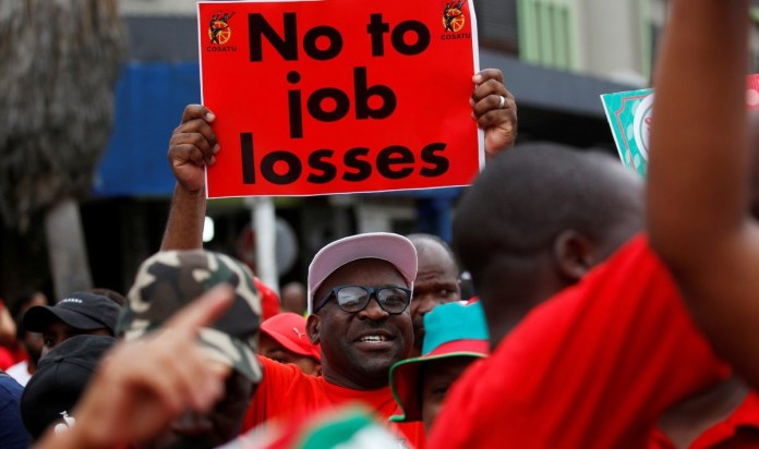 South Africa Loses Millions Of Jobs To COVID-19