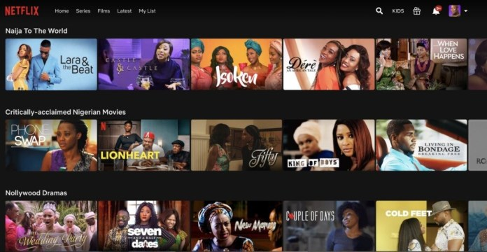 Netflix is celebrating Nigeria's Independence with its 'Naija to the World' collection
