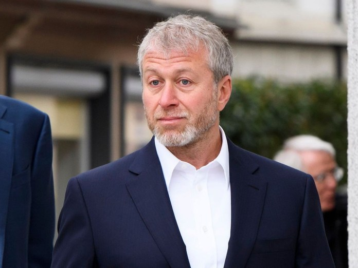 Abramovich reveals EPL club Chelsea will never do business with