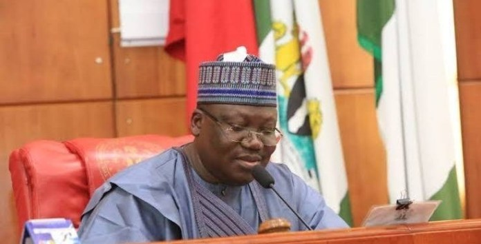 Address Nigerians over #EndSARS protests, Senate urges Buhari