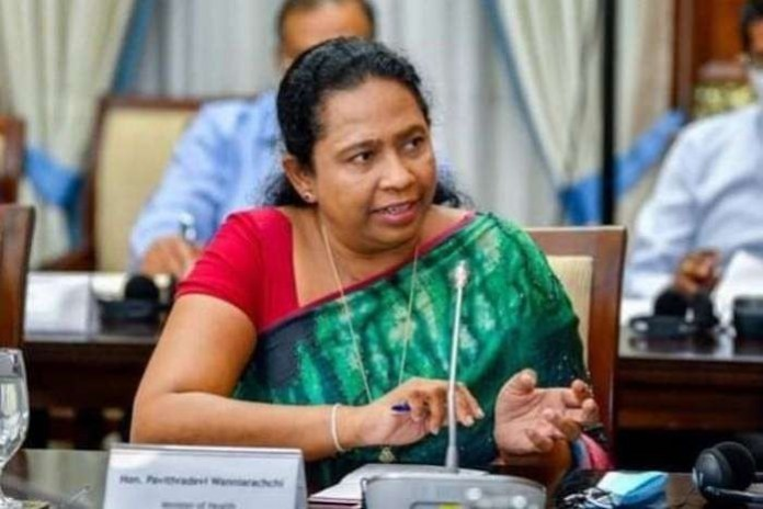 Sri Lankan health minister tests positive for coronavirus after endorsing sorcery