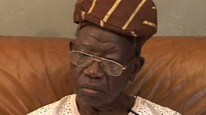 BREAKING: Former Lagos State Governor Is Dead