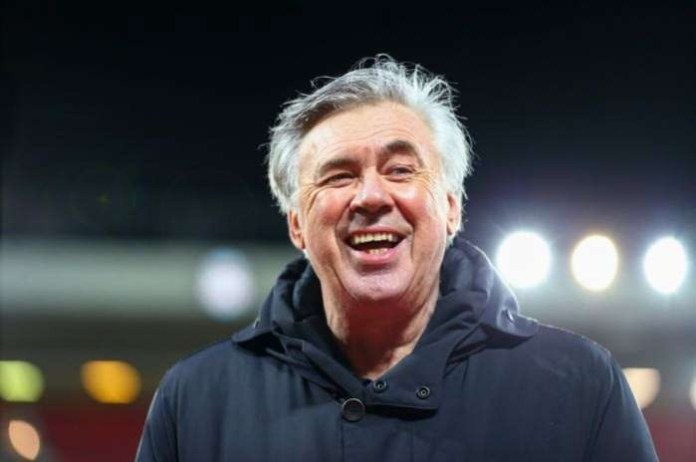 Liverpool win a gift to Everton fans - Carlo Ancelotti