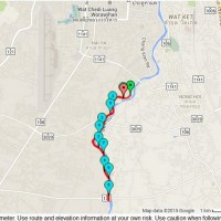 Run day Monday: The Ping River