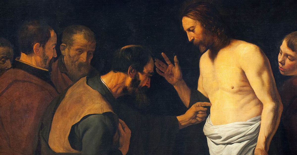 Second Sunday of Easter (Divine Mercy Sunday), April 11, 2021