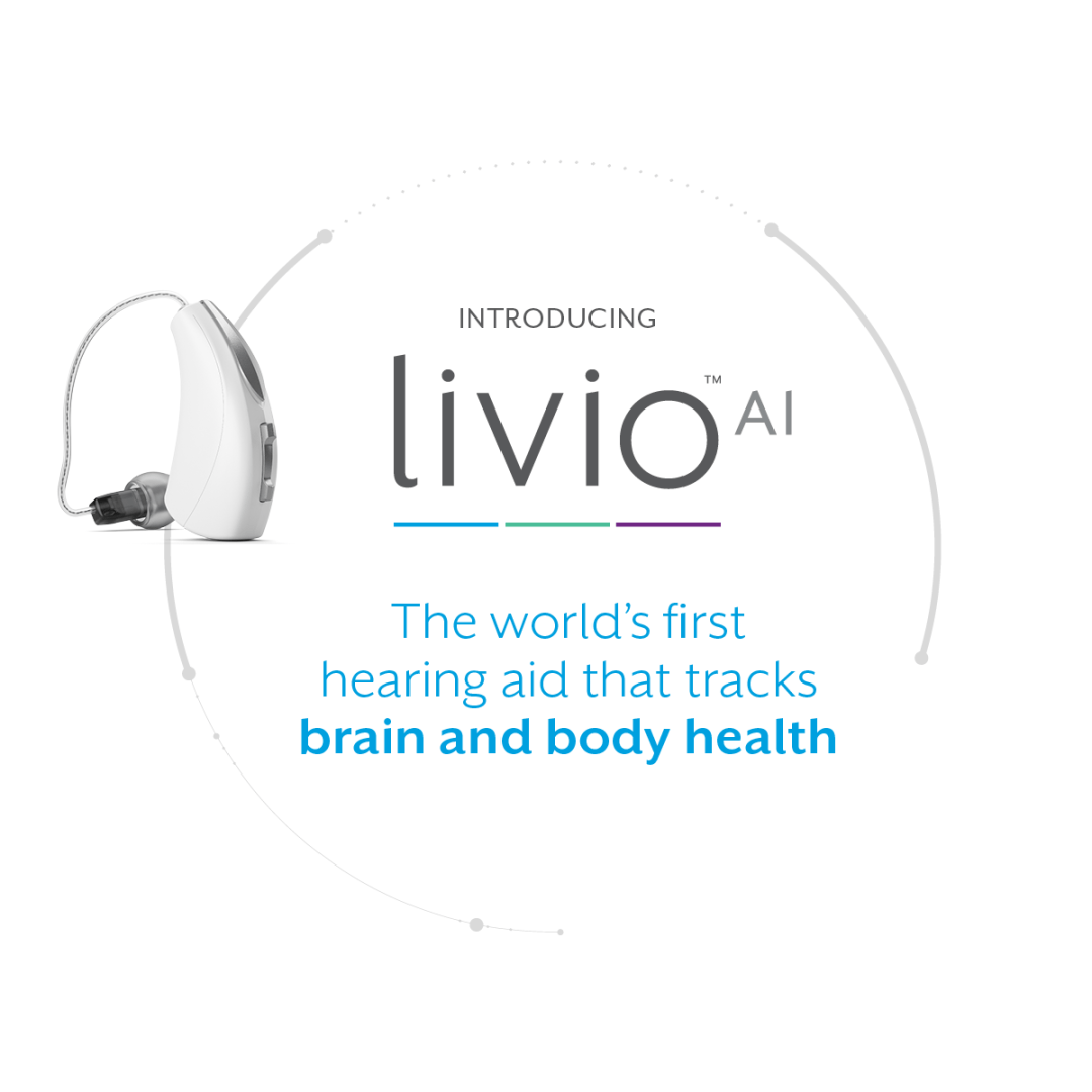 Livio - the future of hearing aid technology