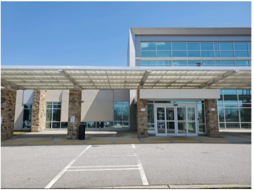 Habersham Medical Center Main Entrance