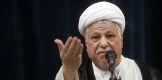 Ali Akbar Hashemi Rafsanjani, the head of Expediency Council