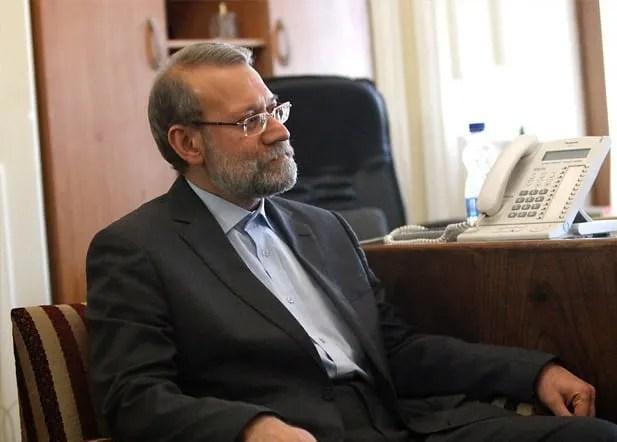 Ali Larijani, the former chief of IRIB