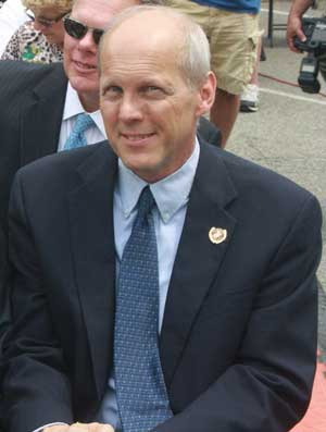 Freeholder John Kirkus