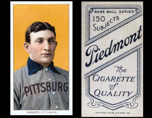 Bidding Begins For Rare Honus Wagner Baseball Card And
