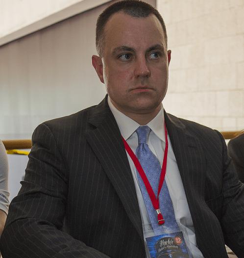 Aurora Information and Security Risk founder Matthew Ferrante