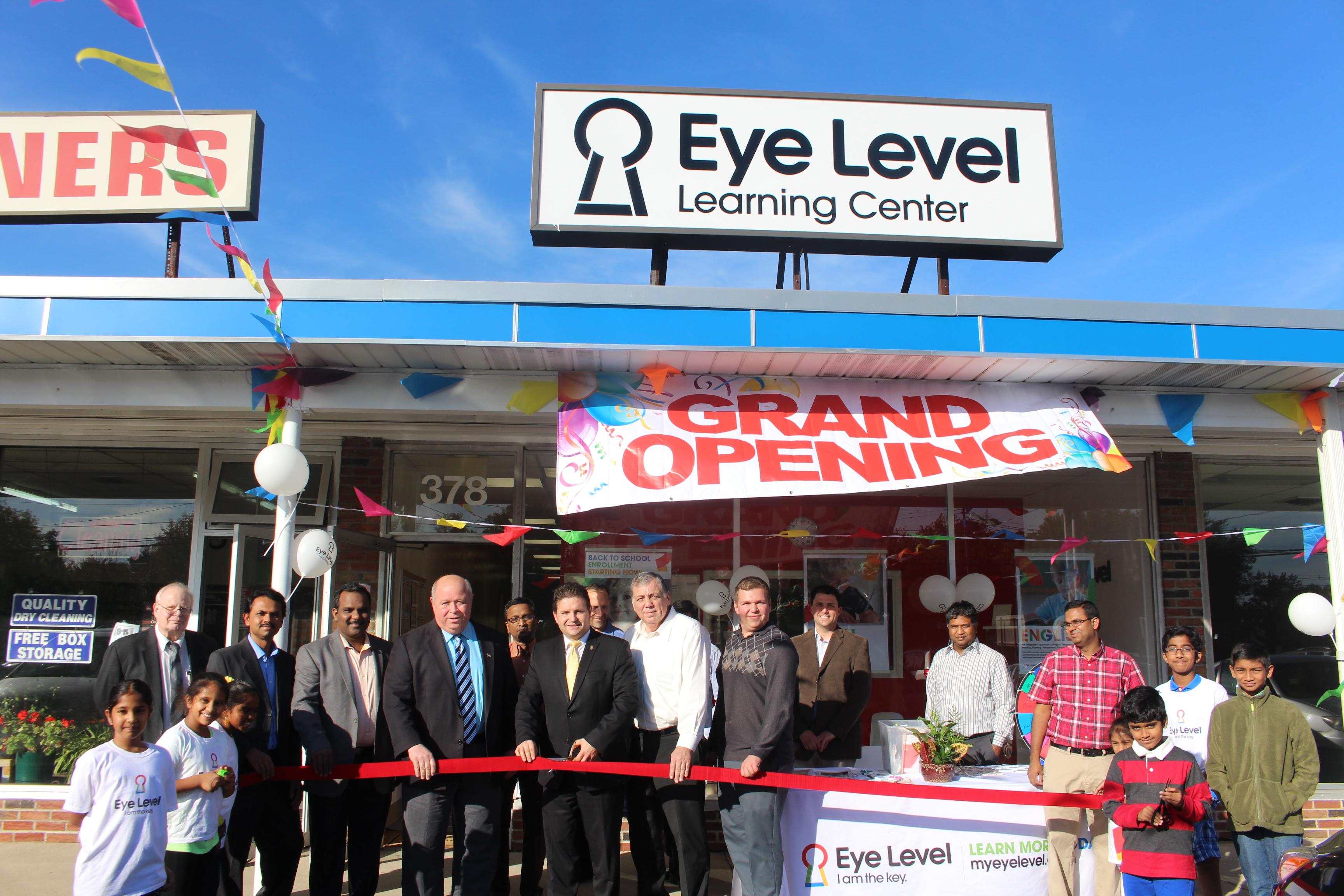 Eye Level Parsippany holds Grand Opening Celebration  4136c6f46ff7