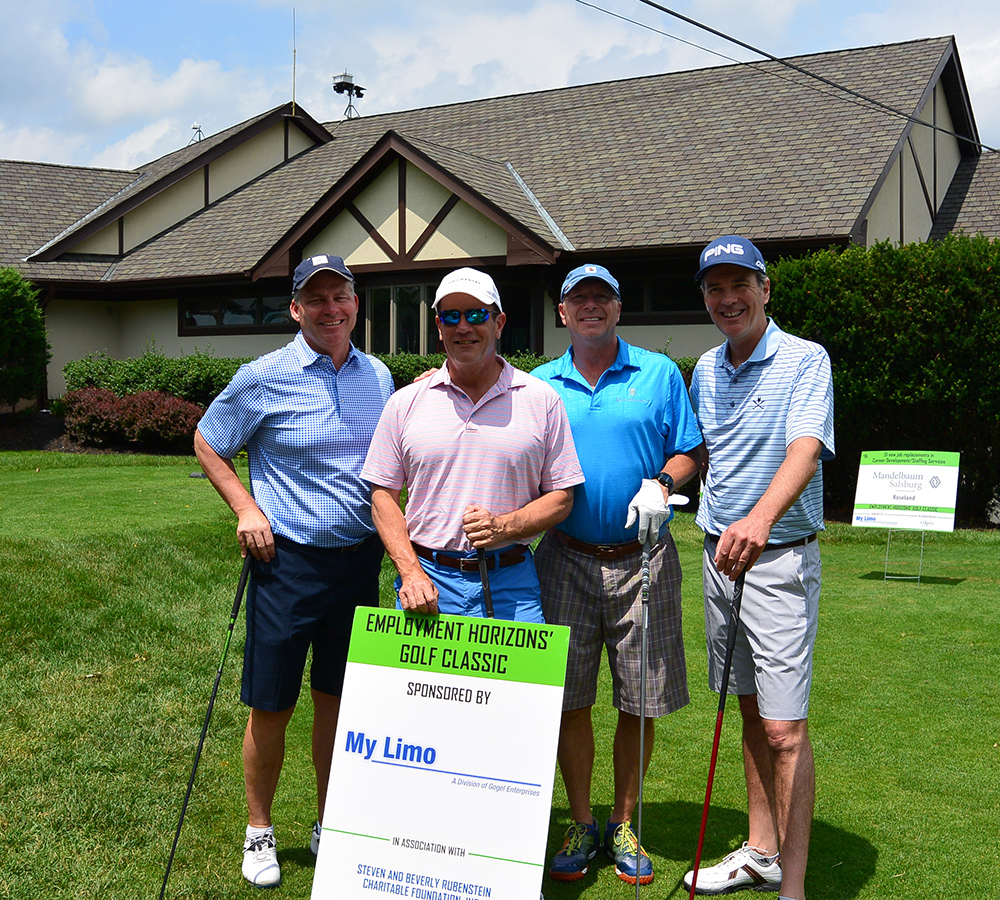 Golfers Tee Off for People with Disabilities   Parsippany Focus