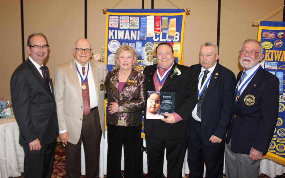 Tablet of Honor Honorees