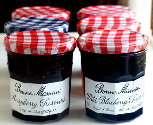 Bonne Maman Cake Aux Fruits Confits Emballage