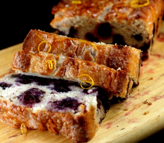 Blueberry Cake Rock Recipes