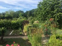 the absolutely beautiful allotment gardens in Treuchtlingen