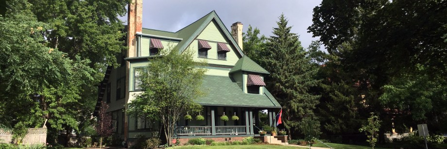 The Parsonage Inn at 423 Madison